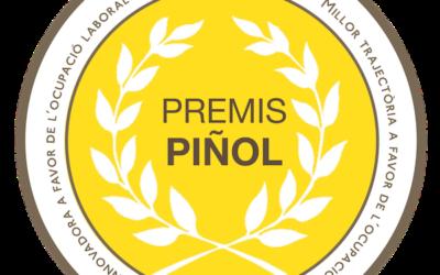 Premios al fomento de la ocupación Josep M. Piñol 21a ed. – 2018